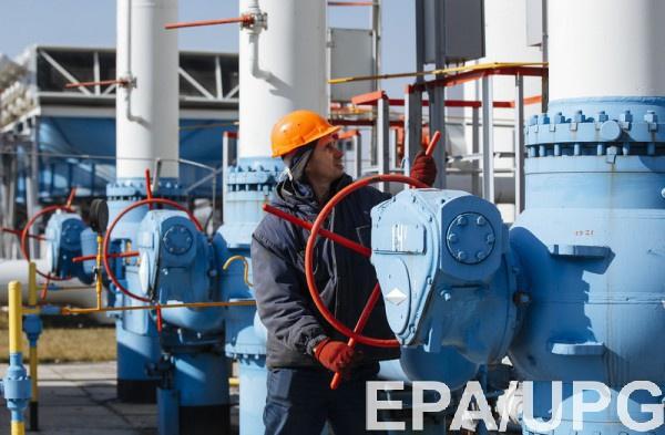 Как изменилась за год цена импортного газа для Украины