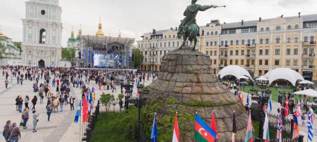 В Украине подсчитали неформально занятое население