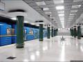 В поезде Киевского метрополитена произошло возгорание