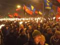 Полиция Киева усилила меры безопасности в связи с факельным шествием националистов