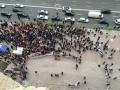 В Киеве владельцы МАФов штурмовали мэрию и перекрыли Крещатик