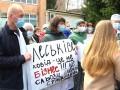 В больнице Житомира медики устроили акцию протеста