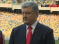 Порошенко встретился с военными на Олимпийском