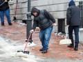 Киевлян предупреждают о гололедице