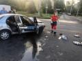"""В Харькове человек пострадал в ДТП с участием """"скорой"""""""