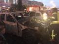 В Киеве сожгли авто помощника депутата на глазах у патрульных - Мосийчук