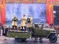 В Москве воссоздали военный парад 1941 года