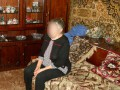 В Киеве женщина ударила сына ножом в грудь