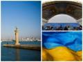 Позитив дня: Колосс Родосский, самое красивое метро и рекорд Украины