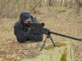 На Донбассе постоянно находятся 50 снайперов из РФ, - разведка