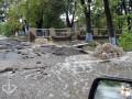 Наводнение в Одесской области: люди спасались на чердаках (ФОТО)