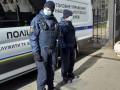 В Черкасской области обокрали грузовик во время движения