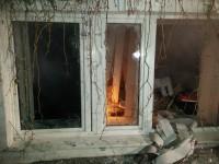 Митингующие в Киеве подожгли и разгромили