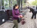 В Хмельницком пикетировали Сбербанк России