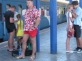 Власти намерены ограничить выход пассажиров на перрон при стоянке поезда