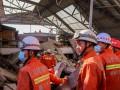 Обрушение отеля в Китае: погибли 29 человек