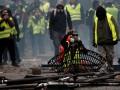 Протесты в Париже: возросло число погибших