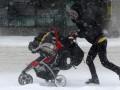 Режим ЧС объявили в Канаде из-за сильного снегопада