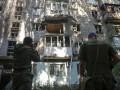 Три района Донецка подверглись мощным обстрелам