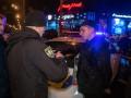 В Киеве пьяный подросток угнал авто и протаранил патрульную машину
