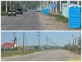 Новые туалеты у дороги на Керченскую переправу исчезли спустя два дня