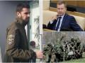 Итоги выходных: ранение Дейдея, СМС от Вороненкова и боевое столкновение на Донбассе