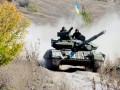 Украина начала отвод танков на 15 км от линии фронта