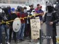 Власти Эквадора согласились на условия протестующих
