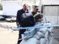 Из Приднестровья в Украину залетают беспилотники – СНБО