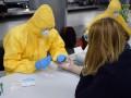 Во время массового тестирования на COVID-19 во Львове - новые подозрения