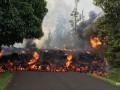 На Гавайях лава вулкана уничтожила 600 домов