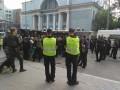 Полиция задержала шесть человек во время марша ЛГБТ