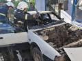 В Николаевской области 3-летняя малышка устроила пожар в машине