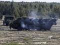 В РФ заявили о приоритете милитаризации на границе с Украиной