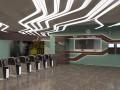 Как будет выглядеть станция метро Левобережная после реконструкции
