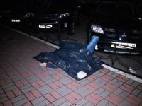 В Киеве 19-летняя девушка выпала из 11 этажа при выяснении отношений с парнем