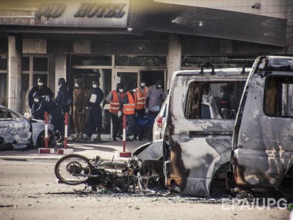 Президент Буркина-Фасо Жертвами теракта в Уагадугу стали 28 человек