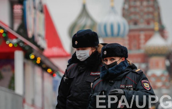 В России катастрофическая ситуация с коронавирусом