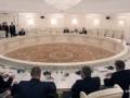 В Минске началось заседание контактной группы