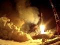 Минобороны РФ показало пафосное видео запуска ракет