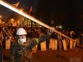 За ночь под Радой митингующих стало меньше – СМИ