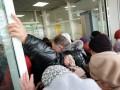 Алчные россияне разгромили магазин