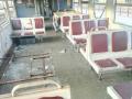 Под Киевом вандалы вдребезги разгромили электричку
