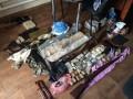 В Днепропетровской области СБУ разоблачила трех торговцев оружием