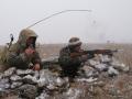 Карта АТО: на Донбассе ранены двое военных