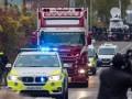 Смерть 39 мигрантов: водитель грузовика признал вину