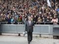 Только флаги Украины: Граждан с подозрительными вещами не пустят на НСК