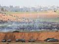 На границе сектора Газа погибли около 15 человек