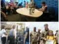 Итоги 2 августа: праздник десантников, голодовка Савченко и драка под судом