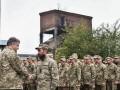 Порошенко наградил государственными наградами 31 военнослужащего